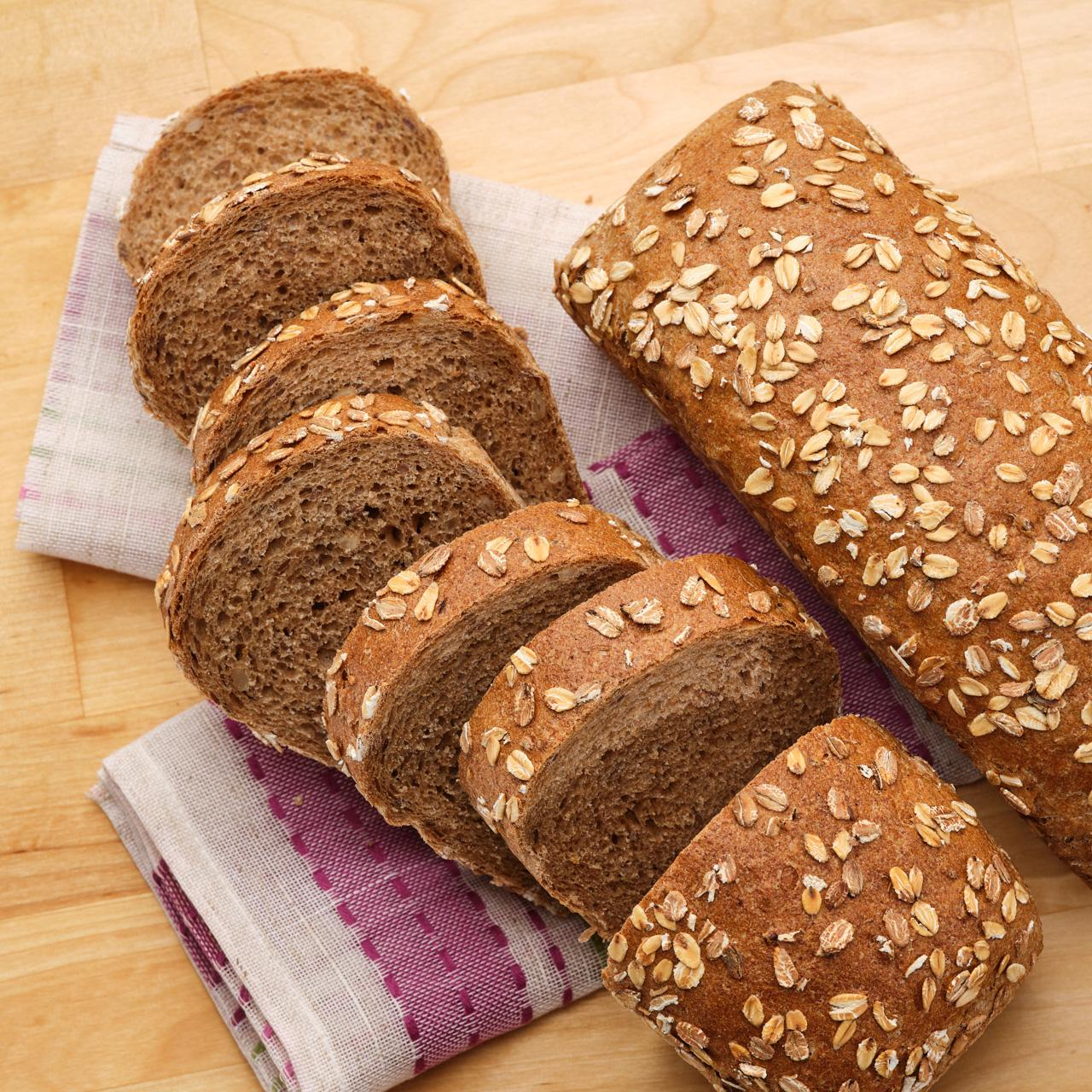 Bread with spelt